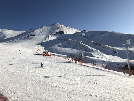 Snow, Winter, Mountain, Cold, Palandoken Erzurum Turkey