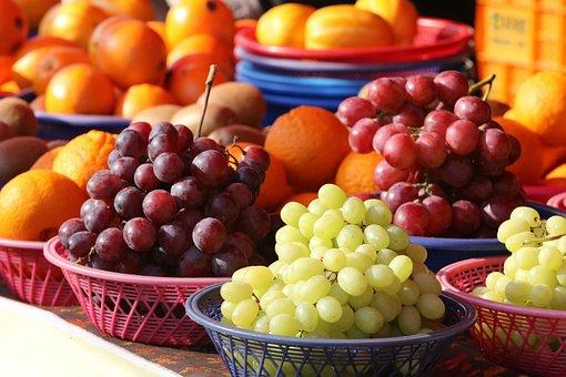 Fruit, Market, Food, Vegetable, Sales Pitch, Day