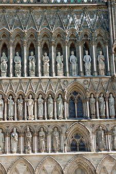 Architecture, Church, Cathedral, Gothic Language