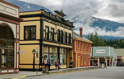 Skagway, Alaska, History, Architecture, Travel, City