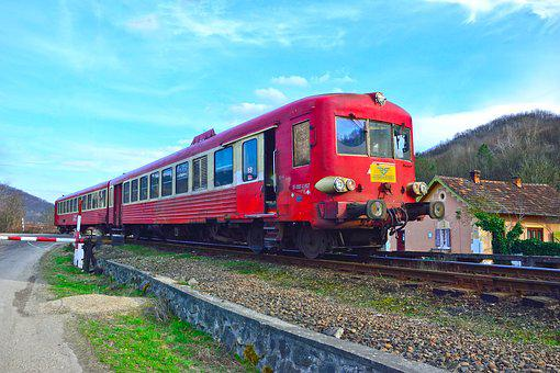 Travel, Transportation System, Outdoors, Locomotive