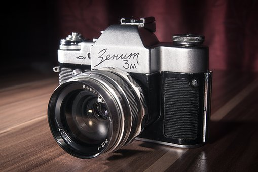 Camera, Photo, Photography, Old, Retro, Film, Analog