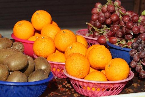 Food, Fruit, Vegetable, Market, Sales Pitch, Day