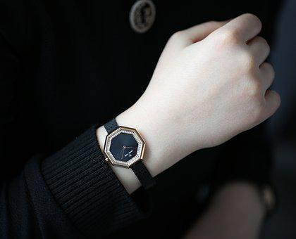 Woman, Time, Jewelry, Design, Stylish, Love, Product