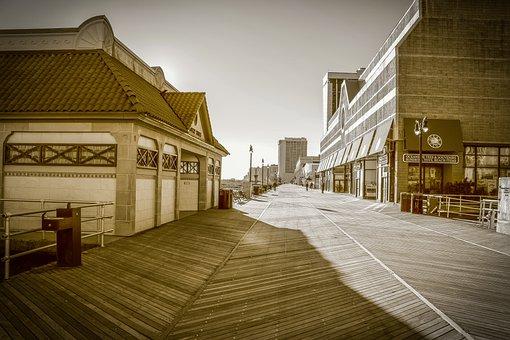 Architecture, Horizontal Plane, Boardwalk, Tourism