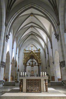 Church, Cathedral, Architecture, Religion, Goth Like