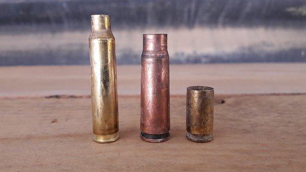 Cartridge, Copper