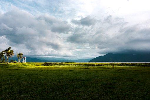 Panoramic, Grass, Nature, Sky, Landscape, Honduras