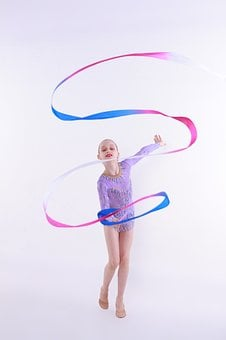 Rsg, Rhythmic Sports Gymnastics, Gymnastics, Girl