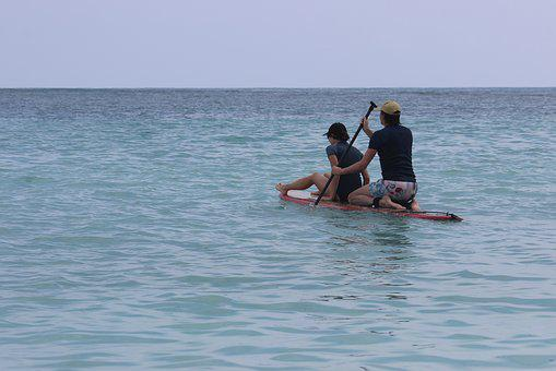 Water, Sea, Travel, Leisure, Ocean, Surfer, Surfboard