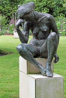 Sculpture, Statue, Monument, Nature, Park