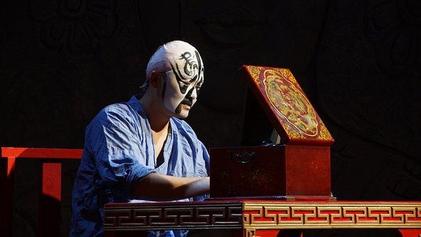 Actor, Opera, Pekin