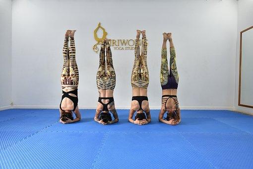 Yoga, Sport, Wellness, Relaxation, Lifestyle, Training