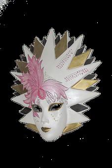 Mask, Venetian, Venetian Mask, Carnival, Masquerade