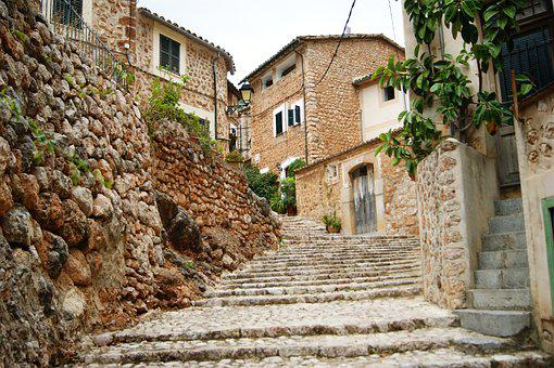 Architecture, Old, Wall, Home, Building, Mallorca