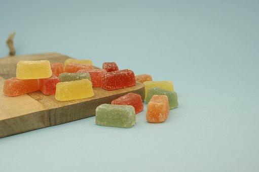 Food, Healthy, Jelly, Sweet, Gummy
