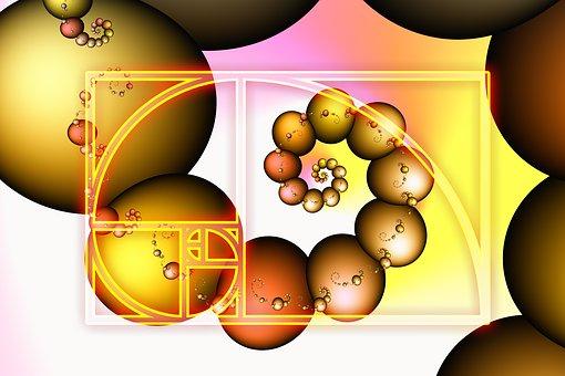 Fibonacci, Spiral, Science, Golden, Ratio, Nature