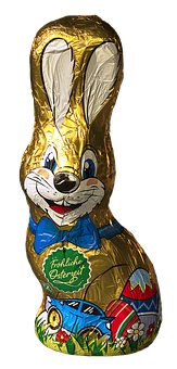 Easter Bunny, Tracy, Chocolate, Sweetness, Easter Theme