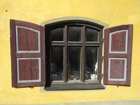 House, Architecture, Window, Wood, Door, Wooden, Front