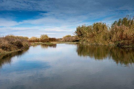 Body Of Water, Nature, River, Sky, Lake, Dawn, Summer