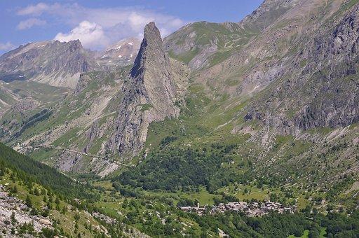 Nature, Mountain, Landscape, Travel, Panoramic