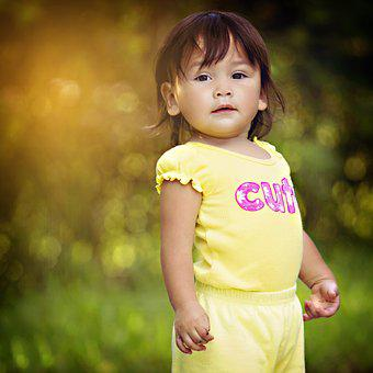 Child, Nature, Outdoors, Baby, Park, Grass, Cute