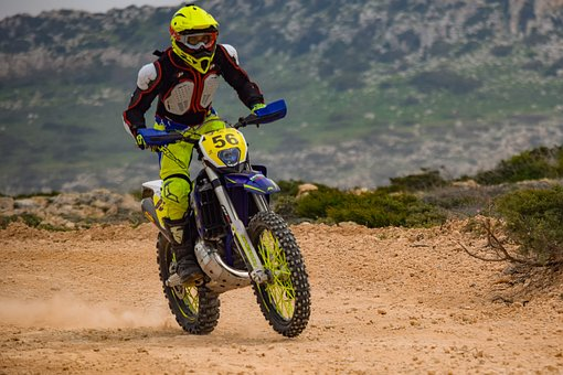 Bike, Soil, Hurry, Adventure, Action, Competition