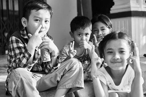 Cambodia, People, Documentary, Travel, Portrait, Human