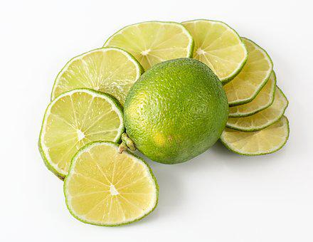 Lime, Fruit, Citrus, Juicy, Tropical, Healthy, Green