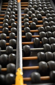 Abacus, Subtraction, Sum, Arithmetic