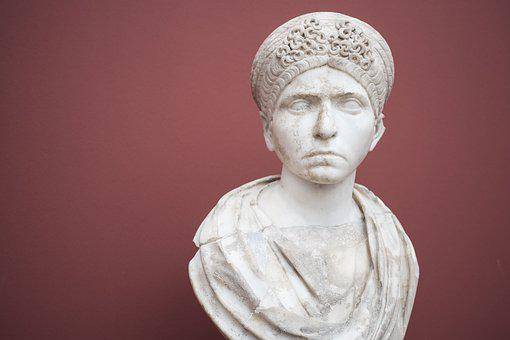 Sculpture, Statue, Art, Ancient, People, Woman, Stone