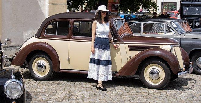 Auto, Auto Union, Oldtimer, Classic, Vehicle, Style