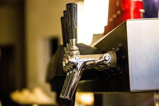 Serving, Tap, Dispensing Line, Beer, Drink, Bar