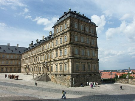 Architecture, Building, Travel, Sky, City, Bamberg