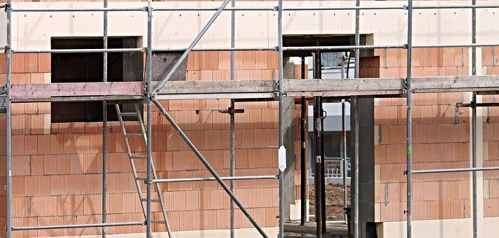 Site, Build, Home, Construction Work, Construction