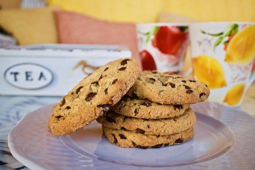 Biscuits, Gluten-free, Rice Flour, Food, Breakfast