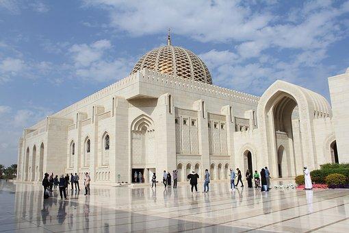 Sultan Qaboos Grand Mosque, Grand, Mosque, Amazing