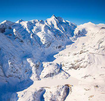 Grossglockner, Austria, Austrian, Alpine, High Tauern