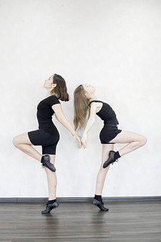 Girls, Jazz Dance, Dance, Choreography, Hall