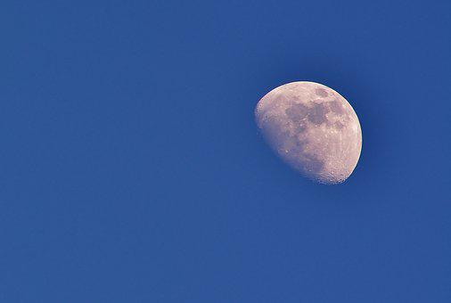 Moon, Sky, Luna, Astronomy