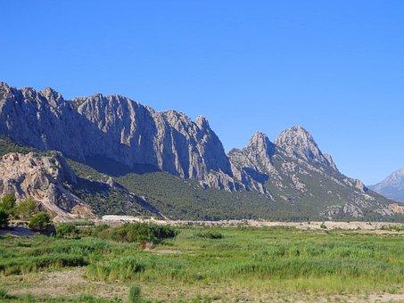 Mountain, Nature, Landscape, Travel, Sky, Turkey