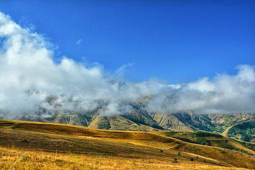 Urkey To, Nature, Landscape, Kaçkars, Natural Turkey