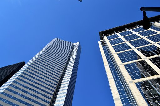 Commercial Buildings, Real-estate, Structure, Windows