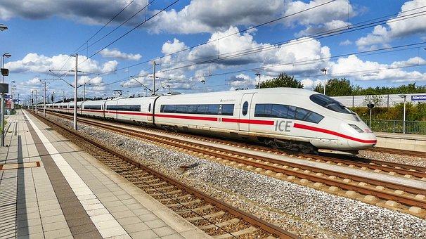 Transport System, Train, Travel