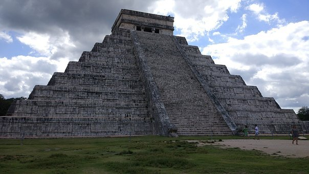 Pyramid, Travel, Old, Archeology, Temple, Mexico