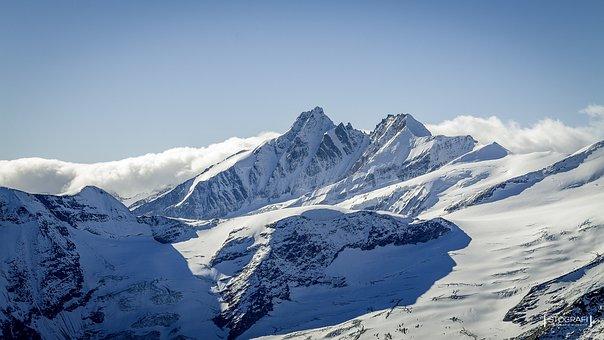Snow, Mountain, Winter, Ice, Panorama, Mountain Summit