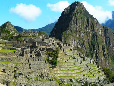 Machu Picchu, Peru, Ancient, Architecture, History