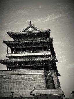 China, Asia, Chinese, Architecture, Travel, Beijing
