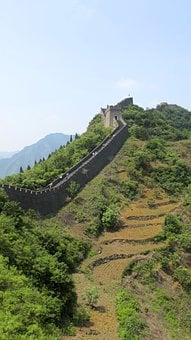 Great Wall, Chinese Wall, Wall, Great Wall Of China