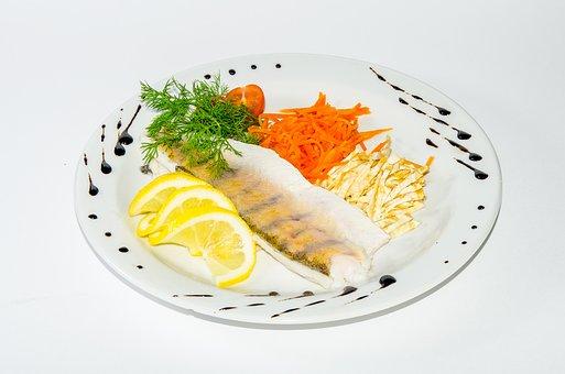 Fish, Fried, Meat, Frying, Skewers, Shish Kebab, Mangal
